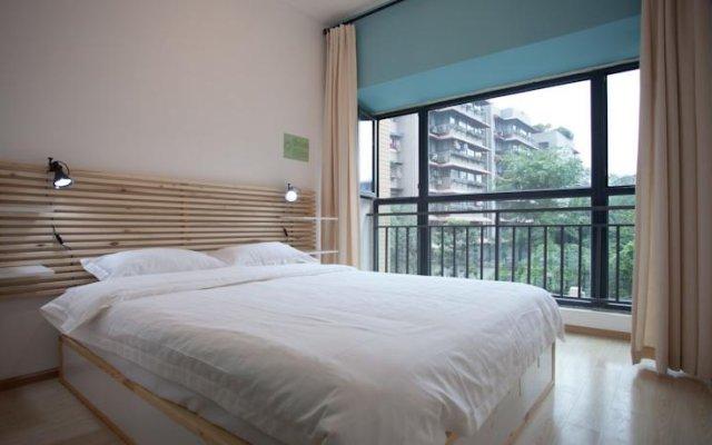 Freeguys Hostel комната для гостей