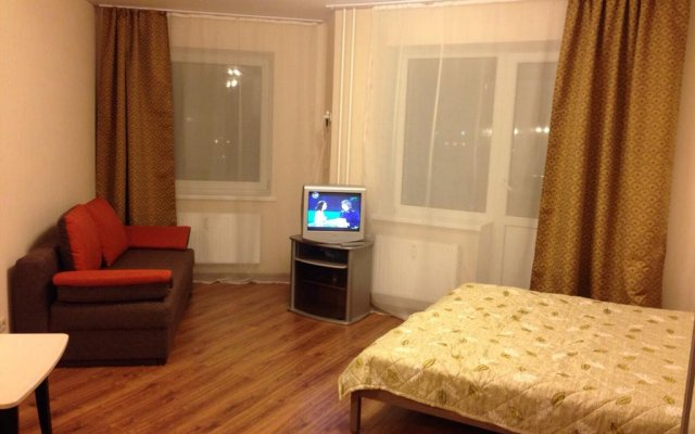 Апартаменты Studio On Lesnaya комната для гостей