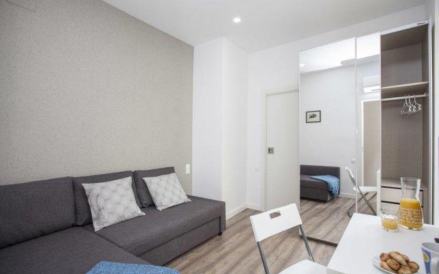 Отель Quart Apartment Испания, Валенсия - отзывы, цены и фото номеров - забронировать отель Quart Apartment онлайн комната для гостей