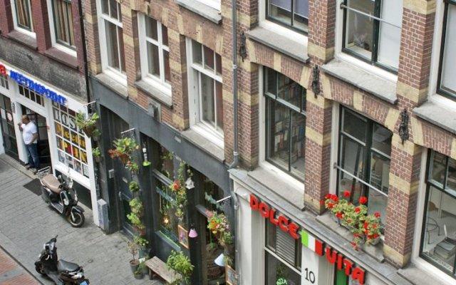 Отель De Koopermoolen Нидерланды, Амстердам - отзывы, цены и фото номеров - забронировать отель De Koopermoolen онлайн вид на фасад