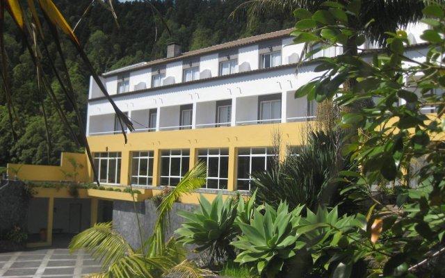 Отель Vista do Vale вид на фасад