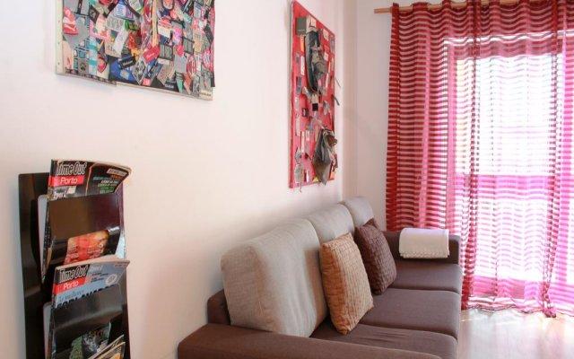 Апартаменты Porto Center - Romantic Apartment комната для гостей
