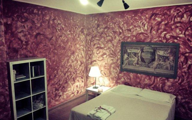 Отель Bed and Breakfast Aelita Чивитанова-Марке комната для гостей