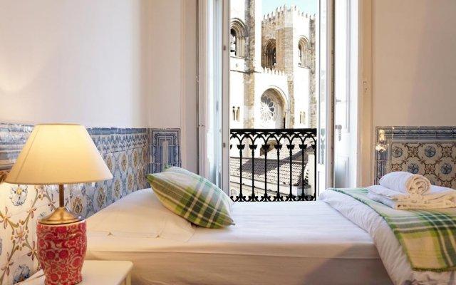 Отель Cibele by Patio 25 Португалия, Лиссабон - отзывы, цены и фото номеров - забронировать отель Cibele by Patio 25 онлайн комната для гостей