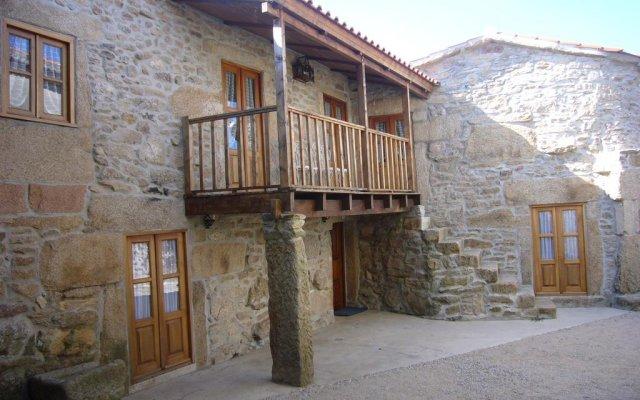 Отель Casa do Monge вид на фасад