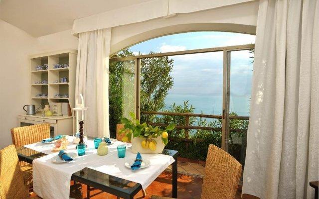 Отель Marmorata Residence Равелло комната для гостей