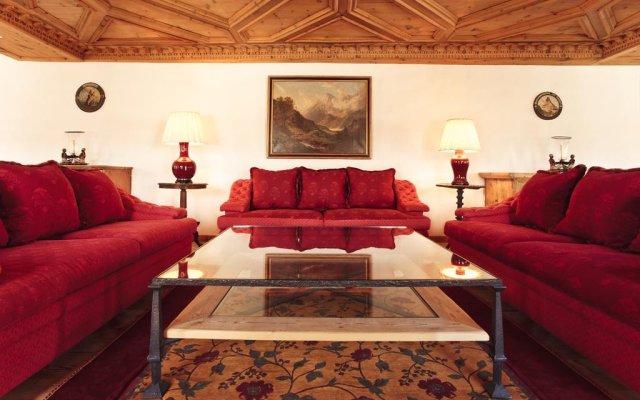 Отель Top of the World Apartment Швейцария, Санкт-Мориц - отзывы, цены и фото номеров - забронировать отель Top of the World Apartment онлайн комната для гостей