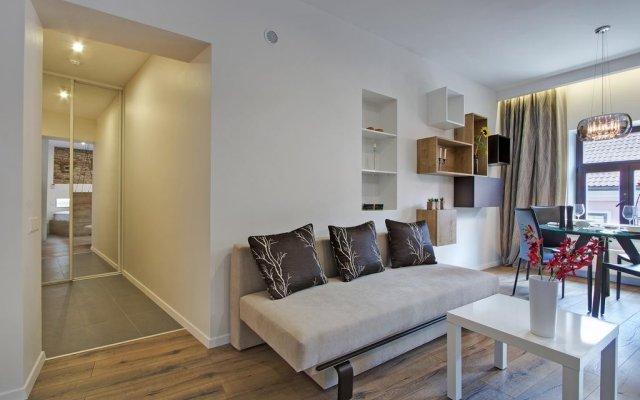Отель Angel Wing Apartamentai комната для гостей