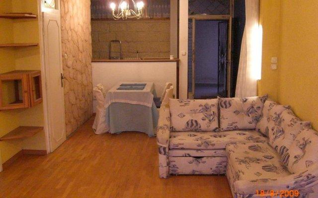 Апартаменты Apartment Jahn Будапешт комната для гостей