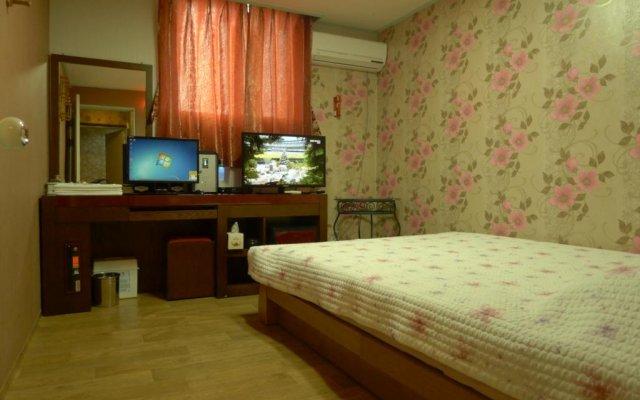 Отель California Motel Южная Корея, Пхёнчан - отзывы, цены и фото номеров - забронировать отель California Motel онлайн комната для гостей