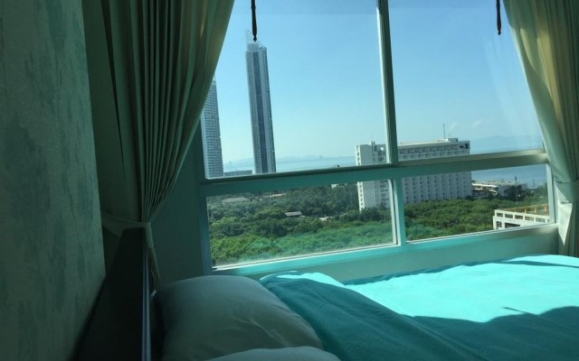 Отель Lumpini Seaview jomtien by Parikal комната для гостей