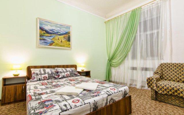 Гостиница Prospekt Shevchenka комната для гостей