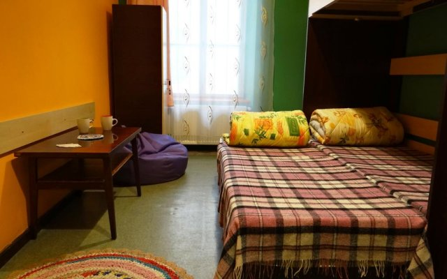 Happy Hostel комната для гостей