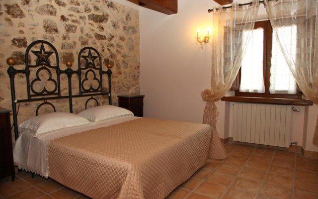 Отель B&B Valle degli Ulivi Vallecorsa Сперлонга комната для гостей