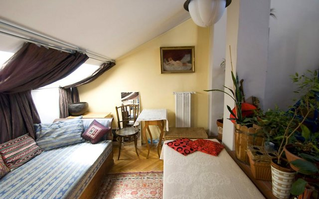 Апартаменты Margaret Apartment Будапешт комната для гостей