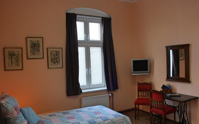 Отель Villa Karlstein комната для гостей