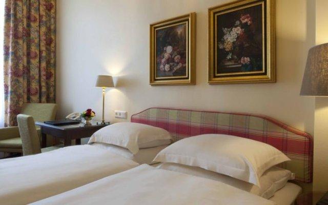 Hotel City House комната для гостей