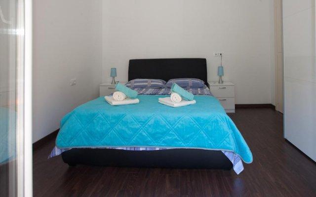 Апартаменты Bačvice beach apartment комната для гостей