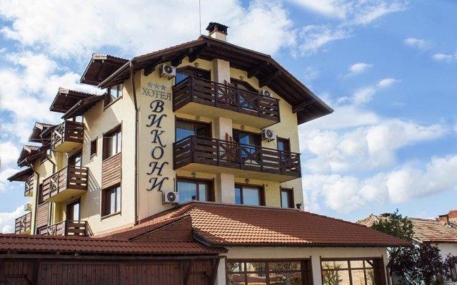 Отель VIKONI Болгария, Банско - отзывы, цены и фото номеров - забронировать отель VIKONI онлайн вид на фасад