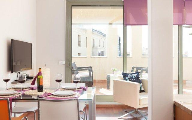 Отель LetsGo Paseo de Gracia Испания, Барселона - отзывы, цены и фото номеров - забронировать отель LetsGo Paseo de Gracia онлайн комната для гостей