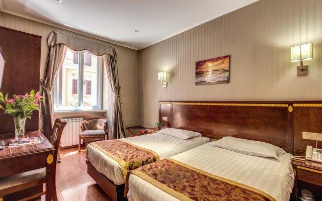 Отель Affittacamere Leoni Di Oro комната для гостей