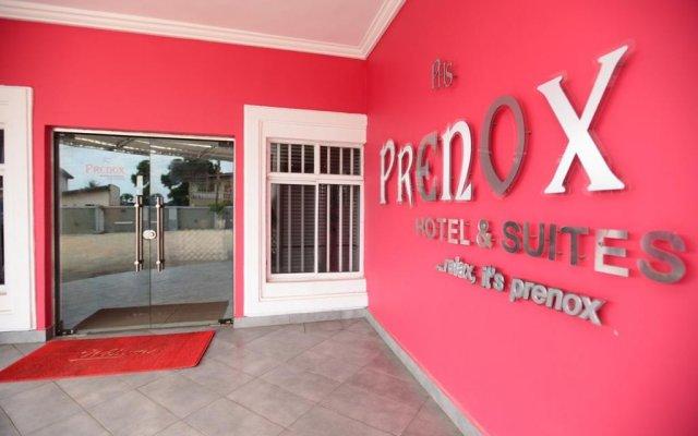 Отель Prenox Hotels And Suites вид на фасад