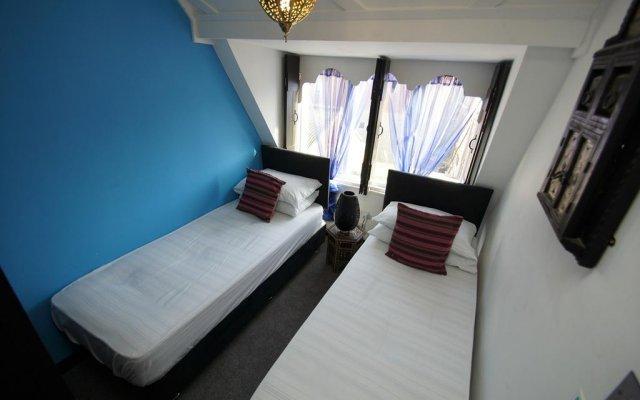 Отель Moroccan Riad комната для гостей