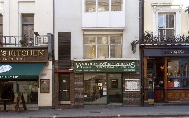 Апартаменты Club Living - Piccadilly & Covent Garden Apartments вид на фасад