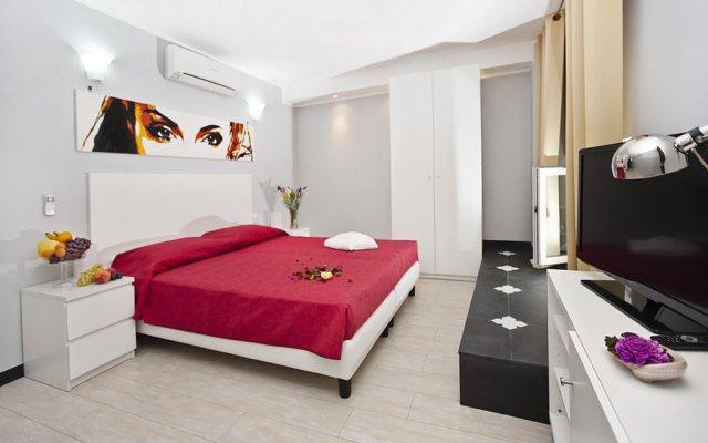 Отель Locanda Paradiso Генуя комната для гостей
