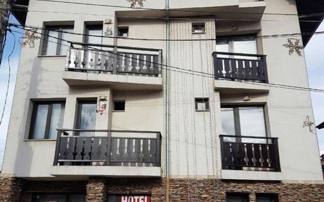 Riskyoff Family Hotel вид на фасад