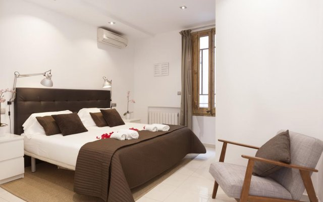 Отель Apartament Colon Bcn Барселона комната для гостей