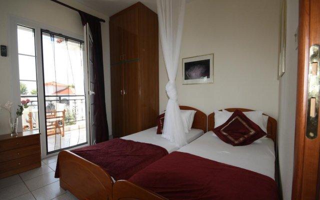 Отель Villa Askamnia Deluxe Греция, Метаморфоси - отзывы, цены и фото номеров - забронировать отель Villa Askamnia Deluxe онлайн комната для гостей