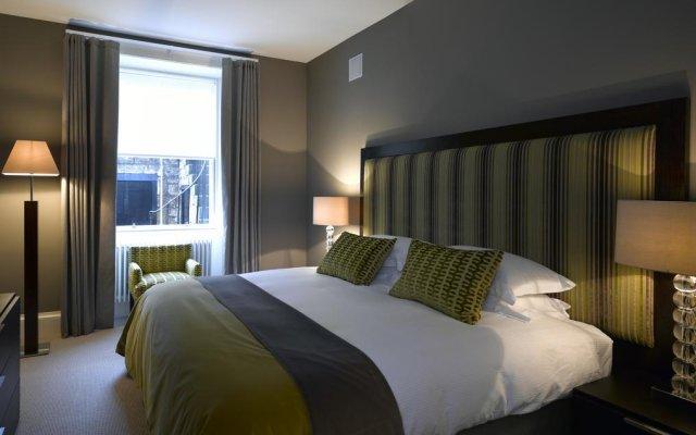 Отель The Chester Residence Великобритания, Эдинбург - отзывы, цены и фото номеров - забронировать отель The Chester Residence онлайн комната для гостей