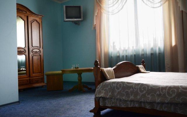 Гостиница Дворик комната для гостей