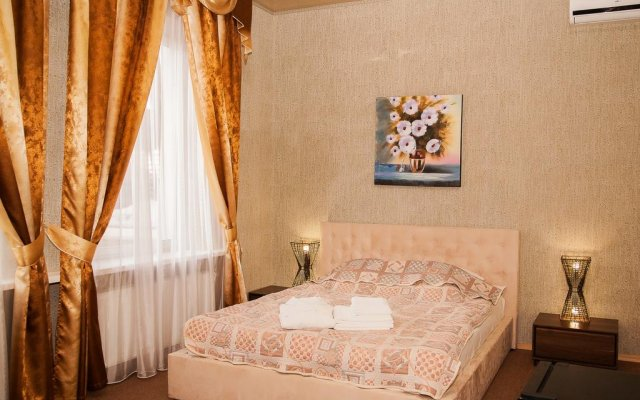 Гостиница Губерния Харьков комната для гостей