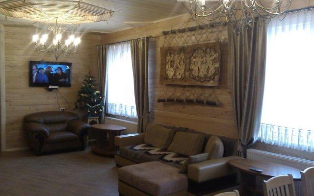 Гостиница Zoriana комната для гостей