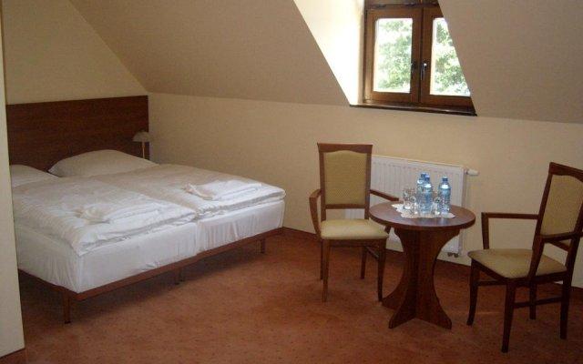 Отель Pensjonat Pod Labedziem комната для гостей