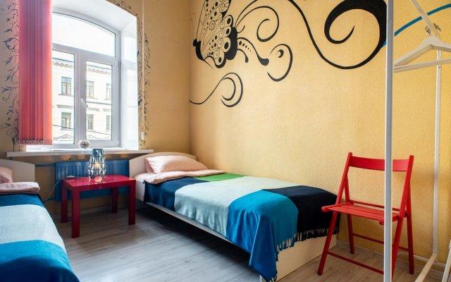 Bed&Bread Hostel Санкт-Петербург комната для гостей