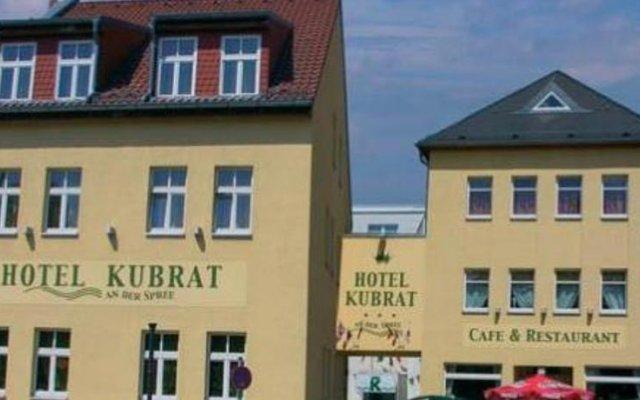Hotel Kubrat an der Spree вид на фасад