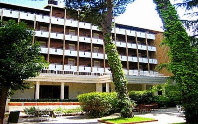 Hotel Imperiale Фьюджи вид на фасад