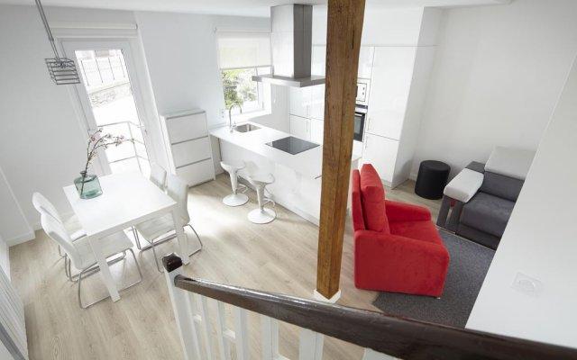 Апартаменты Aránzazu Apartment by FeelFree Rentals комната для гостей