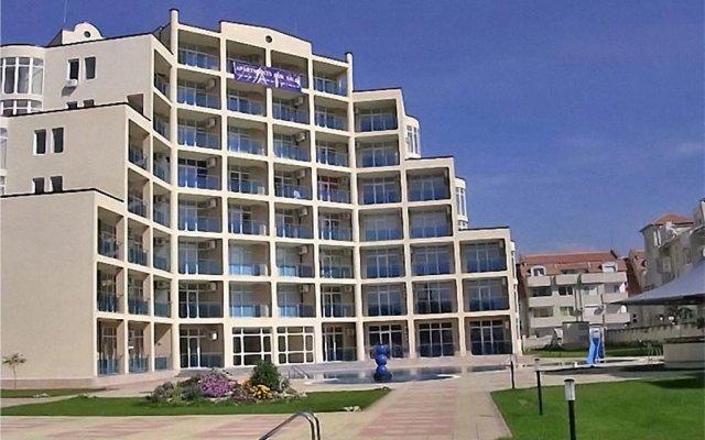 Апартаменты Apartments in Semiramida Gardens вид на фасад