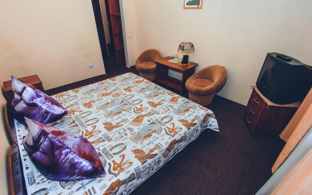 Mini hotel Komfort Пермь комната для гостей