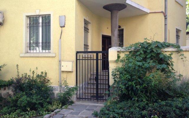 Hotel Residence Hebros вид на фасад
