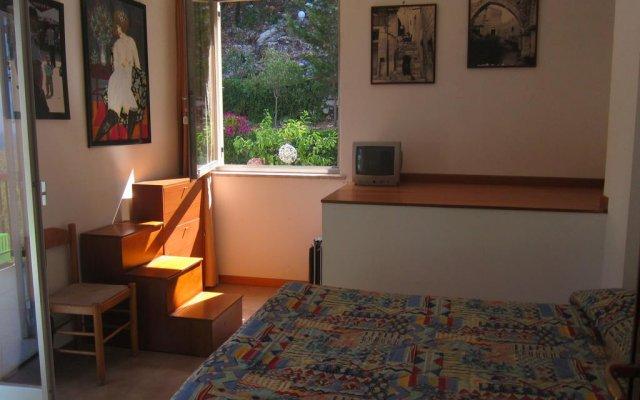 Отель Addaura Mozzafiato комната для гостей