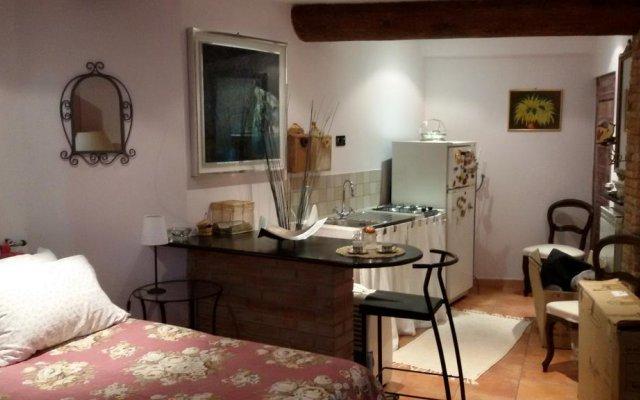 Отель house ari Генуя комната для гостей