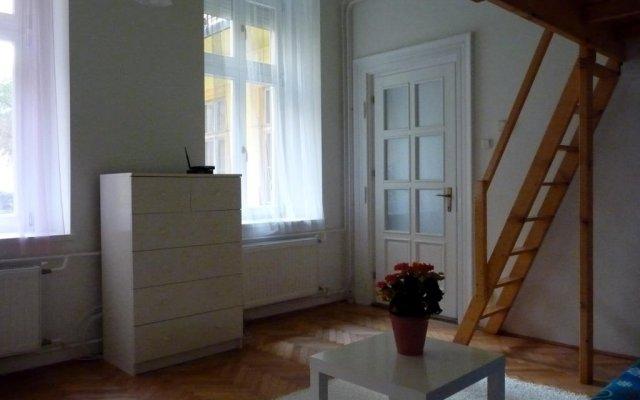 Отель Ribollita Apartman Будапешт комната для гостей