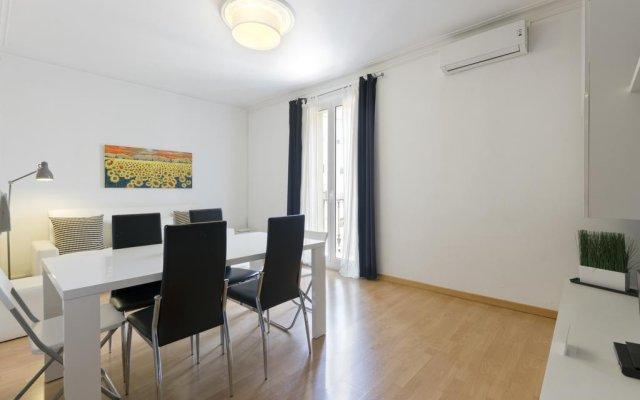 Отель Flat In Barcelona Барселона комната для гостей