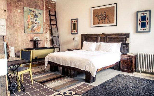Отель Brody House Будапешт комната для гостей