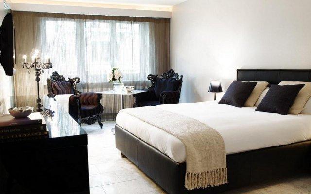 Отель VISIONAPARTMENTS Zurich Freyastraße комната для гостей